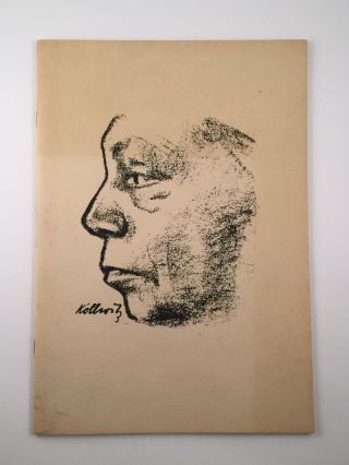 Kaethe Kollwitz in the Cause of Humanity Exhibition Arranged to Commemorate the Hundreth Birthday...