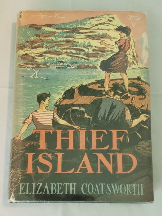Thief Island. Elizabeth and Coatsworth, John Wonsetler