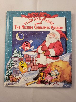 Plain And Peanut And The Missing Christmas Present. Cathy and Marks, Dennis Hockerman