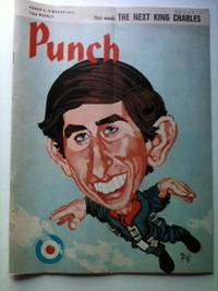 Punch This week: THE NEXT KING CHARLES 3-9 March 1971. William Davis.