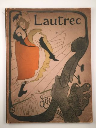 Toulouse-Lautrec Paintings, Drawings, Posters. New York: M. Knoedler, November 15 to...