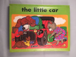 The Little Car. Kubasta