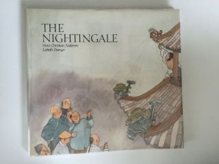 The Nightingale. Hans Christian and Andersen, Lisbeth Zwerger