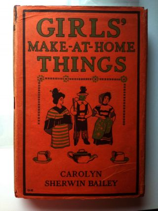 Girls' Make-At-Home Things