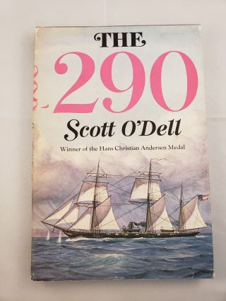 The 290. Scott O'Dell