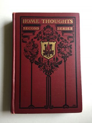 Home Thoughts. Mrs. James Cox