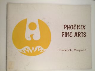 Inaugural Exhibition Artists of East Hampton: A Selection. Maryland: Phoenix Fine Arts Frederick,...