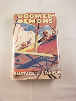 Doomed Demons. Eustace L. and Adams, J. Clemens Gretter