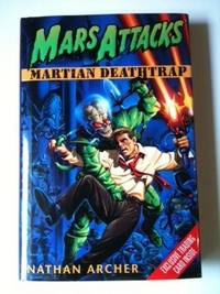 Mars Attacks Martian Deathtrap. Nathan Archer