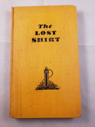 The Lost Shirt. Joseph Anthony