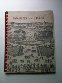 Jardins de France. G. Manoha