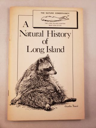 A Natural History of Long Island. Sam Yeaton, Annette Daly