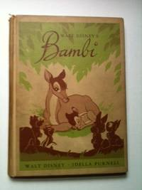 Walt Disney's Bambi. Felix adapted from and Salten, Idella Purnell