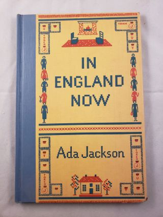 In England Now. Ada Jackson