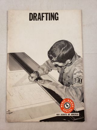 Drafting. Boy Scouts of America