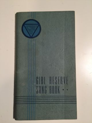 Songs for Girl Reserves. Carl E. Zander, Wes. H. Klusmann