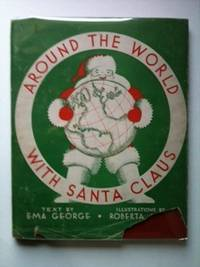 Around The World With Santa Claus. Ema and George, Roberta Asseln