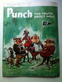 Punch THE TRUTH ABOUT GOLF 8-14 July 1970. William Davis.