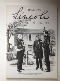 Lincoln Herald: Winter 1973 Volume 75, No. 4. R. Gerald McMurtry