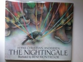 The Nightingale. Hans Christian Andersen, Beni Montresor
