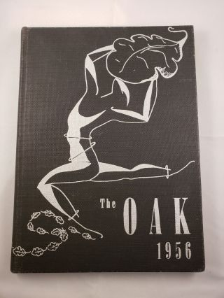 The Oak The New Jersey State Teachers College 1956 Year Book. New Jersey State Teachers College.
