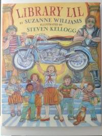 Library Lil. Suzanne and Williams, Steven Kellogg
