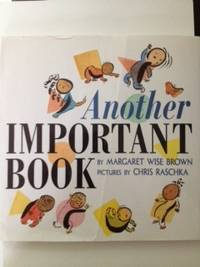 Another Important Book. Margaret Wise and Brown, Chris Raschka