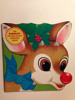 Rudolph The Red-Nosed Reindeer. Eileen and Daly, Milli Jancar
