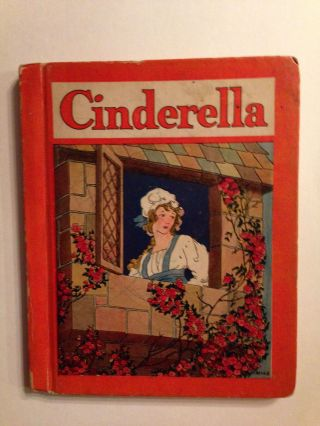 Cinderella or The Little Glass Slipper. Alice Corbin Henderson.