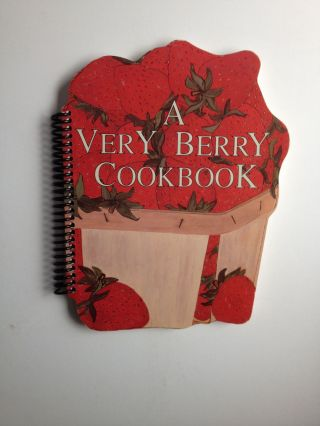 A Very Berry Cookbook. Judith Bosley.