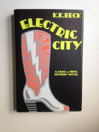 Electric City. K. K. Beck