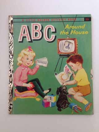 ABC Around The House. Kathleen N. and Daly, Violet LaMont