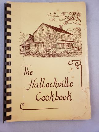 The Hallockville Cookbook. Friends of Hallockville