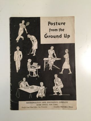Posture from the Ground Up. n/a