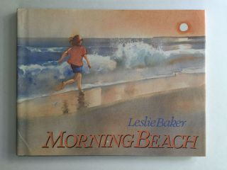 Morning Beach. Leslie Baker