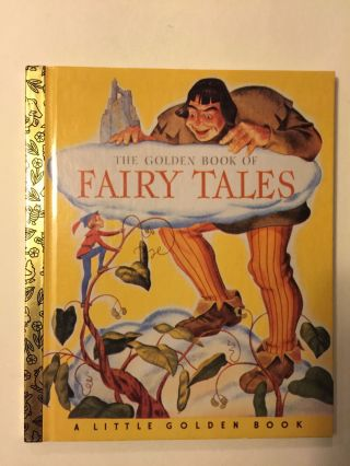 The Golden Book Of Fairy Tales. Winfield Hoskins.