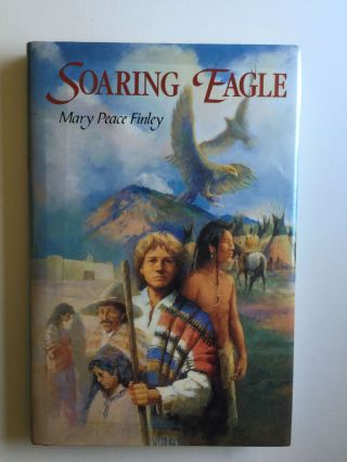 Soaring Eagle. Mary Pearce Finley