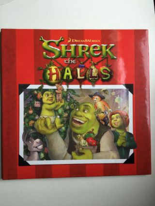 Shrek The Halls. Catherine Hapka, adapter ad, Mike Sullivan, Michael Koelsch