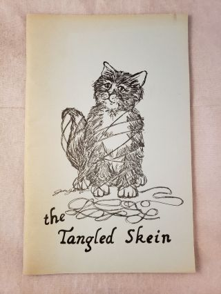 the Tangled Skein. Holly Tusing