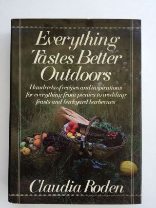 Everything Tastes Better Oudoors. Claudia and Roden, Alta Ann Parkins