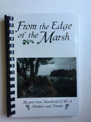 From The Edge Of The Marsh. Marshfield YWCA