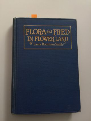 Flora and Fred In Flower Land