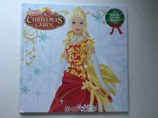 Barbie In A Christmas Carol Barbie Golden Books. Mary and Man Kong, Rainmaker Entertainment