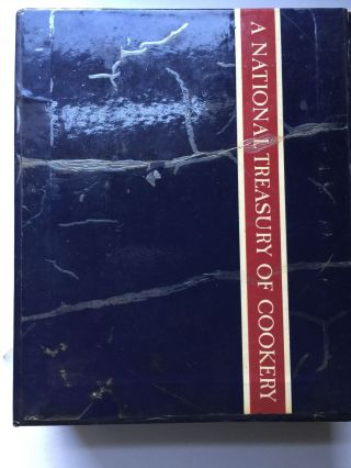 A National Treasury of Cookery: 5 Volumes, Recipes of Early America; Recipes of the Young...