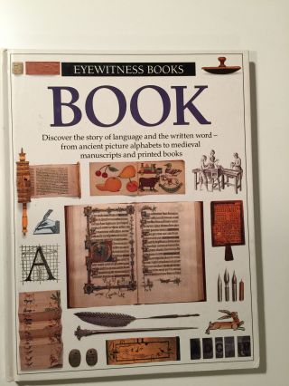 Book (Eyewitness Books). Karen Brookfield, photographic, Laurence Pordes.