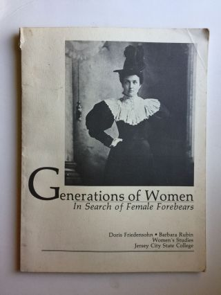 Generations of Women in Search of Female Forebears [show this book only] Doris 19.00...