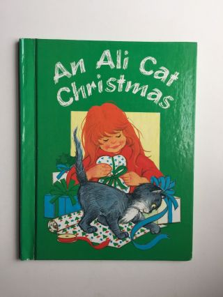 An Ali Cat Christmas. Dandi Daley and Mackall, Kathryn Hutton