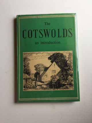 The Cotswolds an intrduction. Kenneth with Green, Gerald Gardiner.
