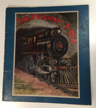 The Railway A. B. C. A. E. Kennedy