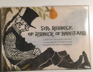 Sir Ribbeck Of Ribbeck Of Havelland. Fontane Theodor, Nonny Hogrogian.